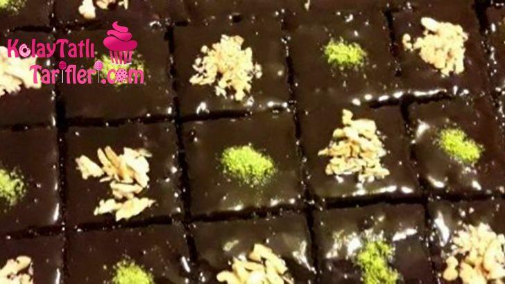Bol Çikolata Soslu Islak Kek