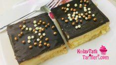 Çikolatalı Kedidili Pasta