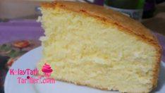Kremalı Nişastalı Kek