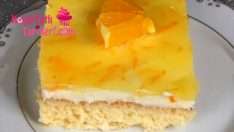 Portakallı Kolay Pasta