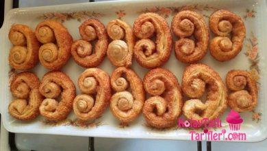 tarcinli milfoy kurabiye