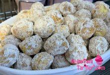 tarcinli mini kurabiye